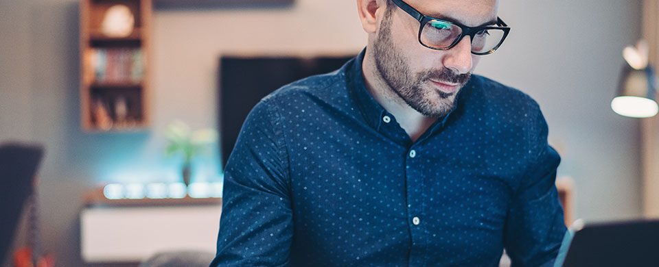 Online Learning via Grey Matter Learning Saves Manager's Time