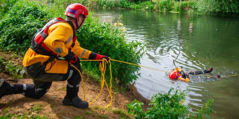 Complete Training Solutions launch waterside safety course